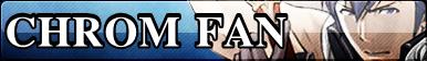 Fan Button: Chrom