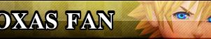 Fan Button: Roxas by AriquaXIII