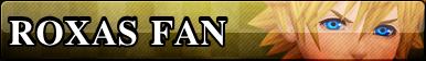 Fan Button: Roxas by RoxasXIIIAxelVIII