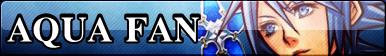 Fan Button: Aqua