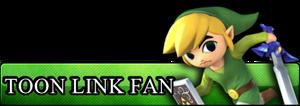 Fan Button: Toon Link