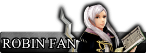 Fan Button: Robin F
