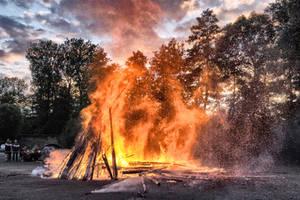 Johannisfeuer (St. John's fire) by M4773