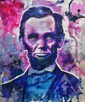 Abraham Lincoln by Art2gn