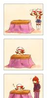 Kotatsu or Ditto?