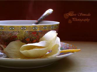 My cup of tea! by Meireis