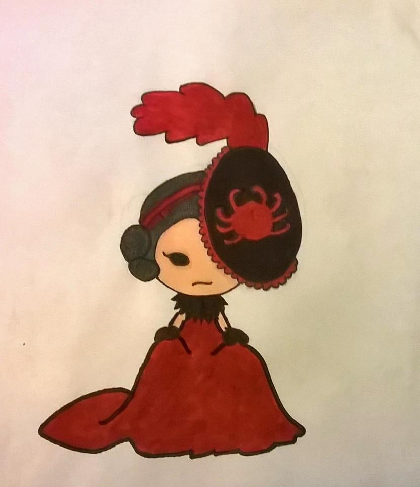 Victorian Girl by sarahrocksitalways