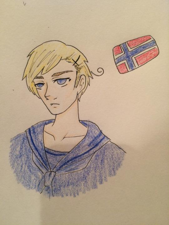 APH Norway by xXxLunaAstralxXx