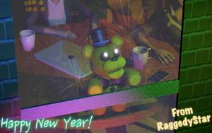 Happy New Year 2019! by RaggedyStar
