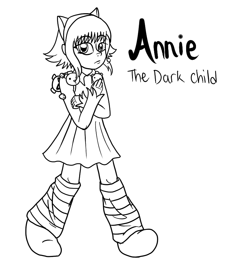 coloring pages annie - photo#31
