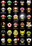 Super Mario Shrooms