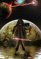 The Sith Warlord by MyBurningEyes