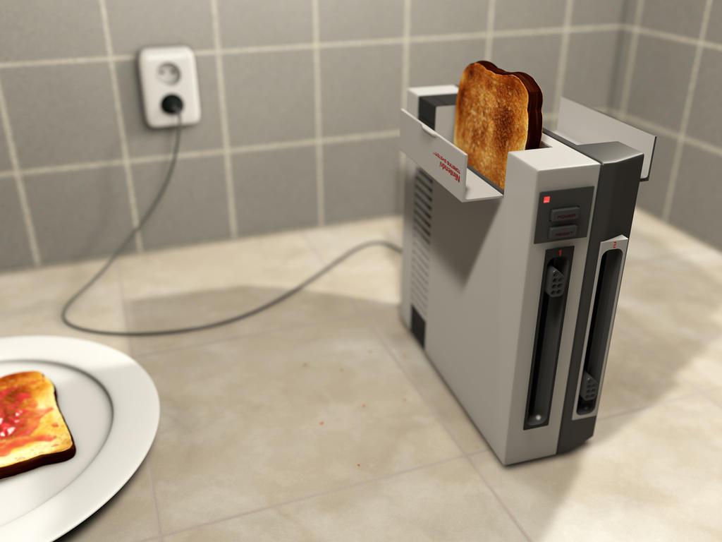 NES Toaster