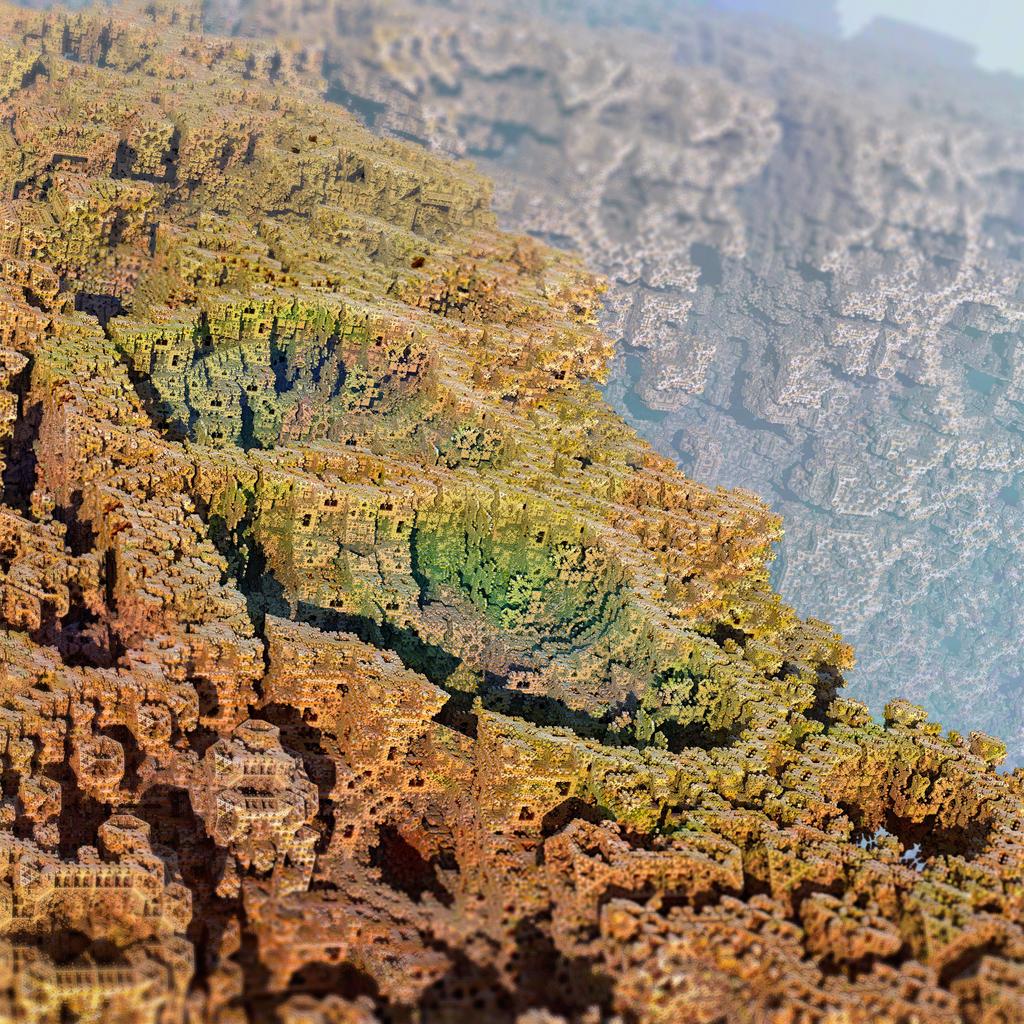 Daily Render #45: Pinski Valley by MyBurningEyes