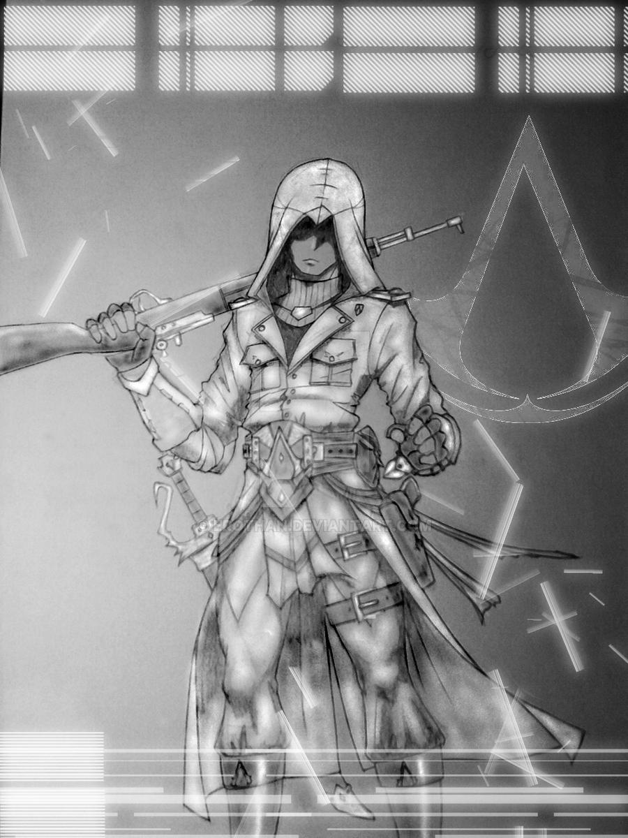 World War Ii Assassin S Creed By Erothan On Deviantart