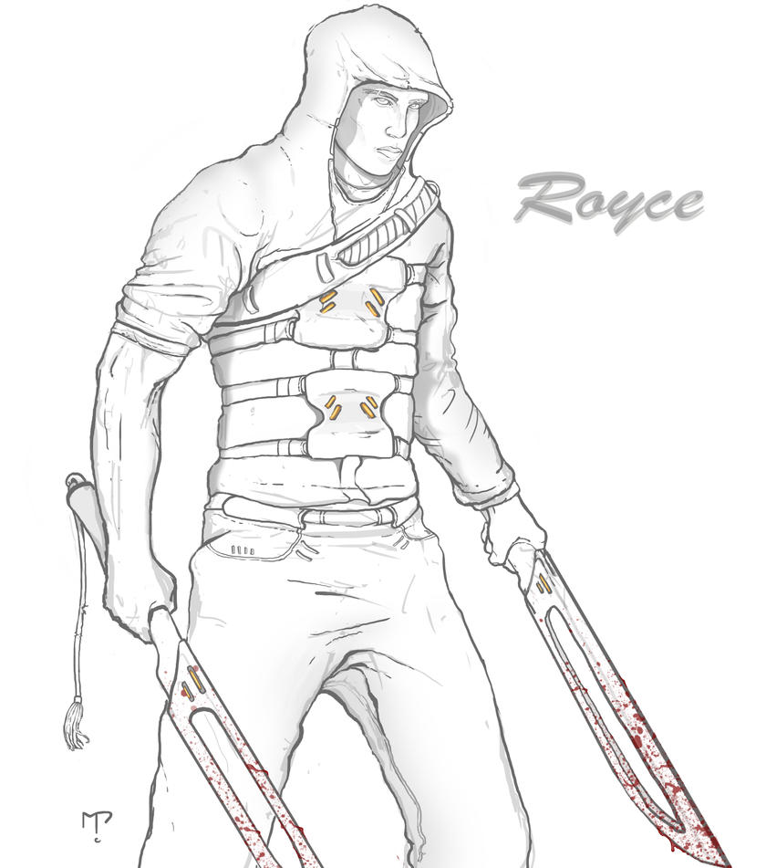 Royce by Mpapa
