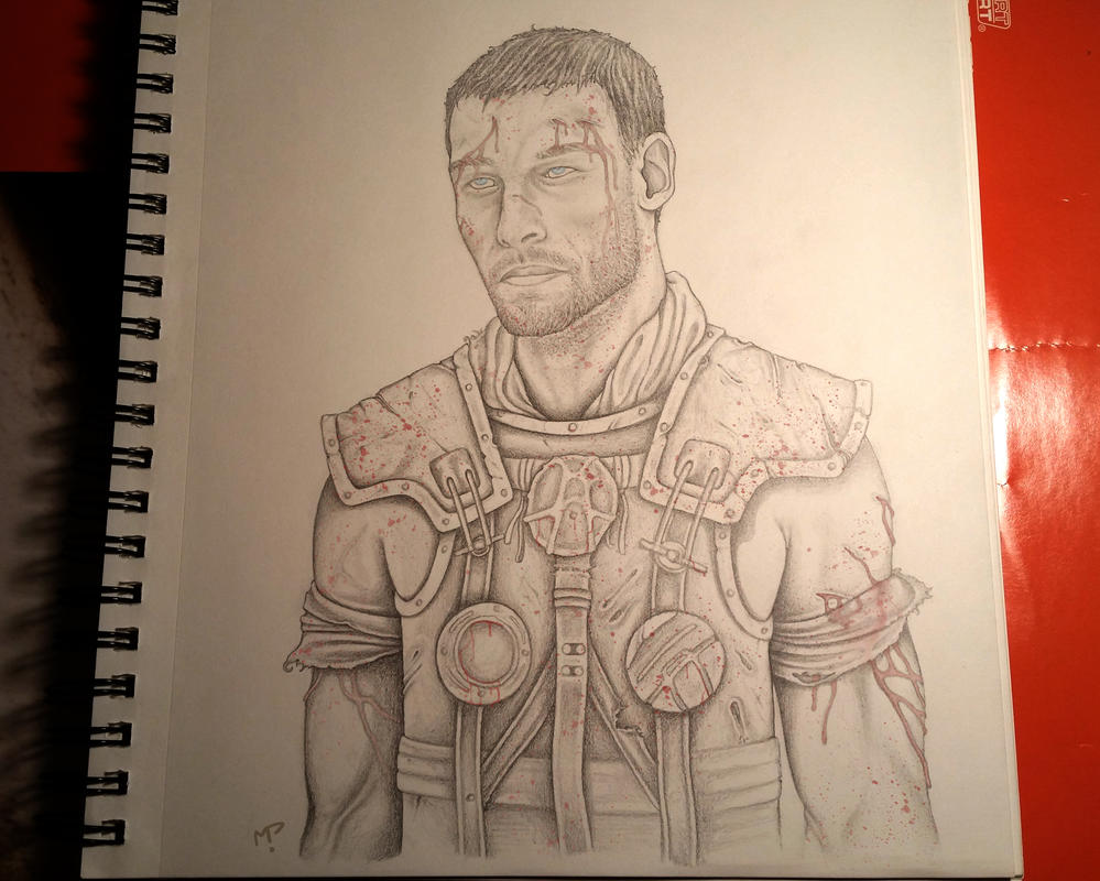 Spartacus by Mpapa