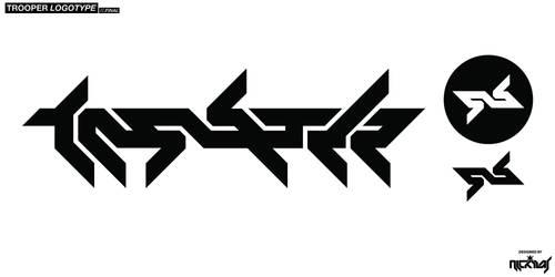 Trooper Logotype by byNick