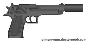 Type 32 Tranqulizer Pistol by WeirdWackyWonderful