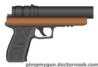 Break Action 12ga Makeshift Pistol by WeirdWackyWonderful
