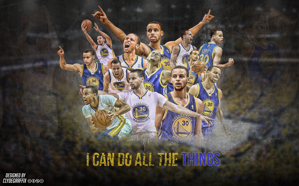 Amazing Wallpaper Logo Stephen Curry - stephen_curry___wallpaper_by_clydegraffix-d7pos56  You Should Have_222771.png