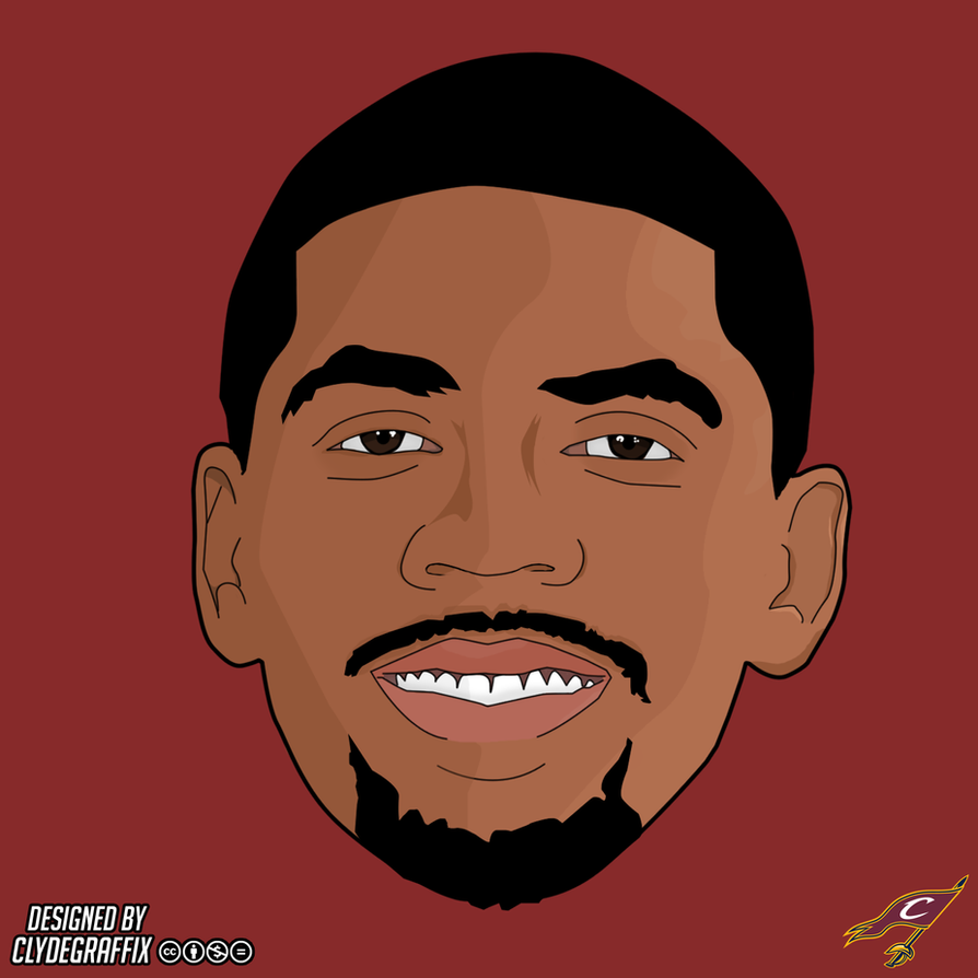 Kyrie Irving | Vector by ClydeGraffix