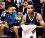 Stephen Curry | Past and Present | Graphic