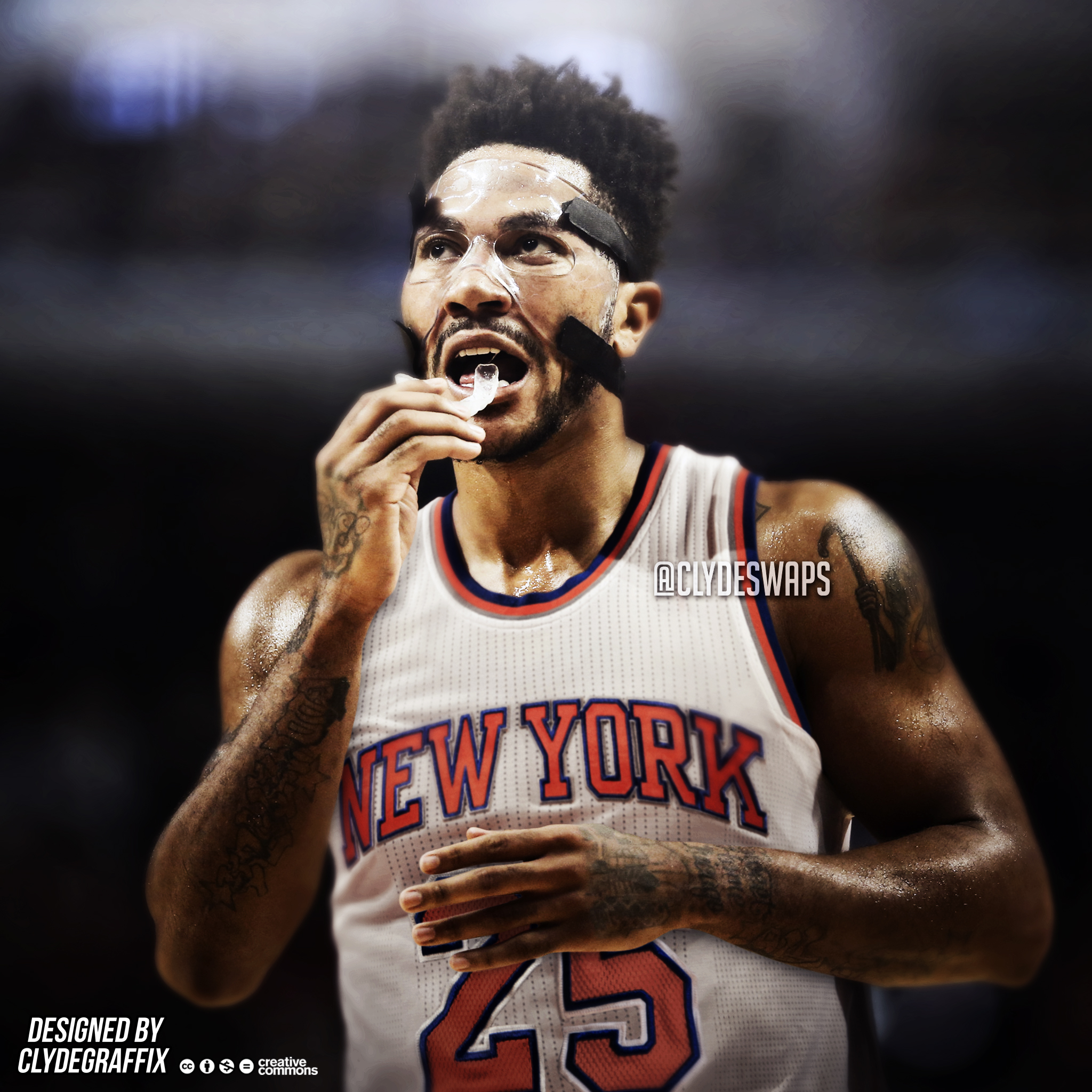 uk availability e59ba b5313 Derrick Rose to the New York Knicks | Jersey Swap by ...