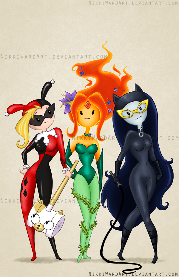It's Cosplay Time! by NikkiWardArt