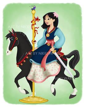 Mulan Carousel