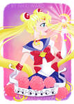 Sailor Moon the JUST