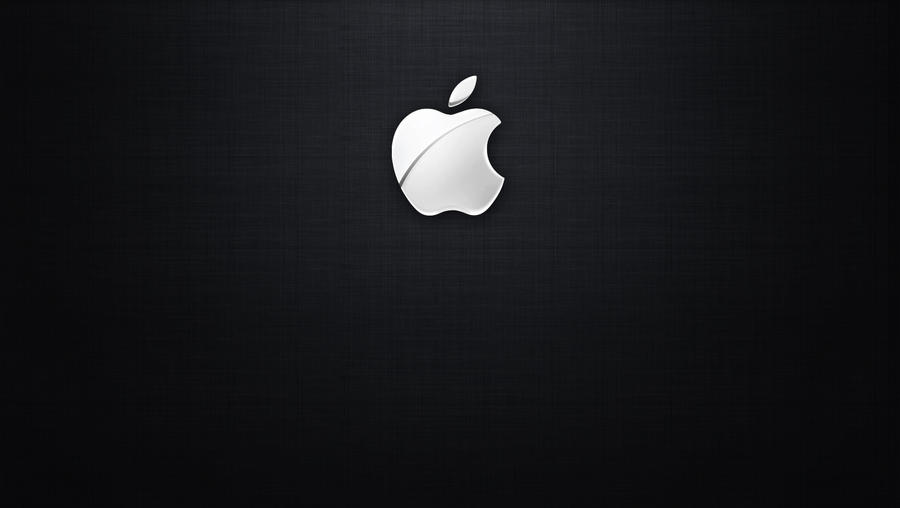 The coolest Apple logo ever by vistainfinita