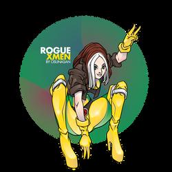 Rogue by osunasan