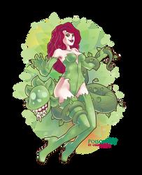 Poison Ivy by osunasan