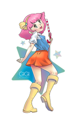 Gigi by osunasan