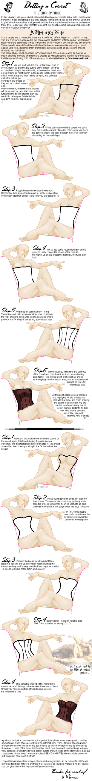 Corset Tutorial by atacuivel