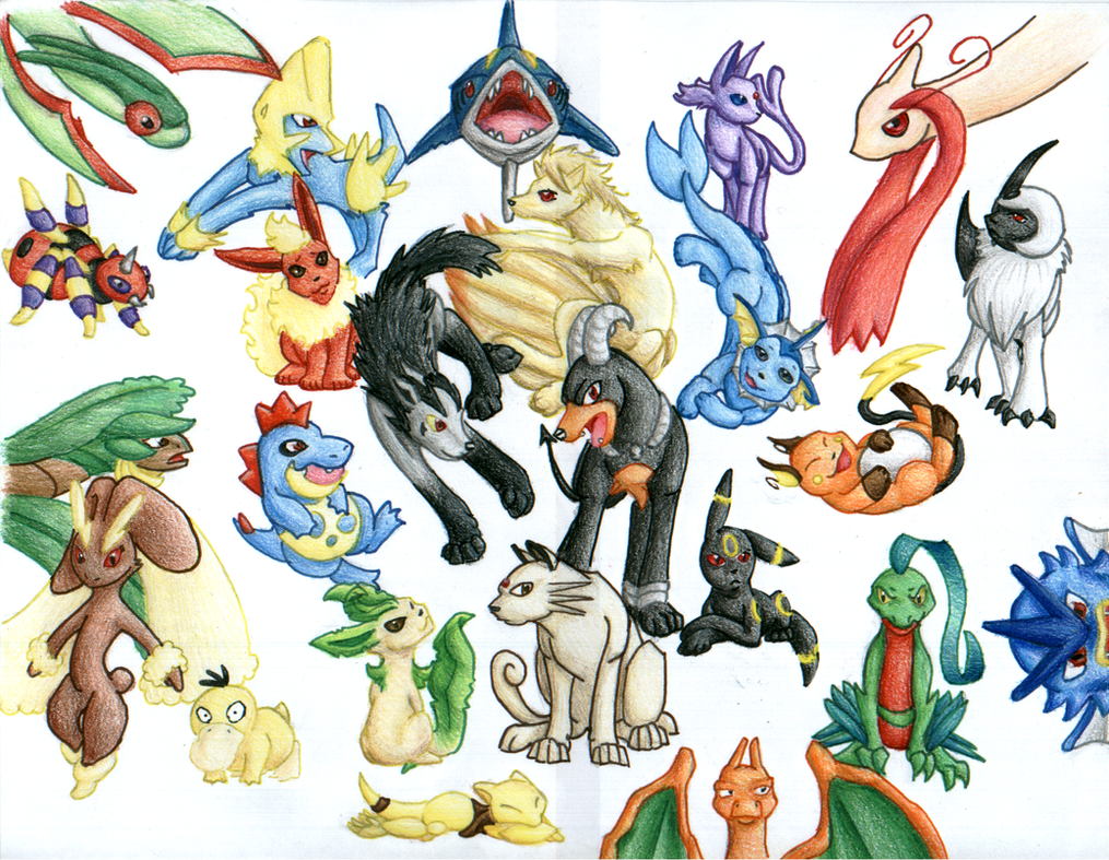 What Color Is The Pokemon Farfetch 27d Images