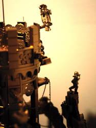the Golden Clocktower 2 by MoulinBleu