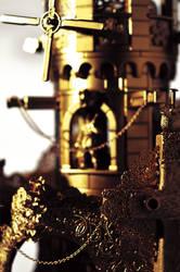 the Golden Clocktower 3 by MoulinBleu