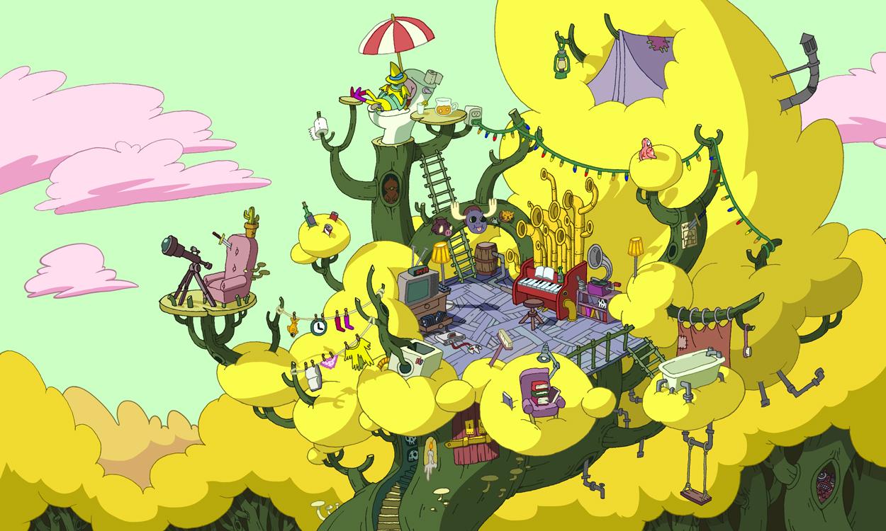 Magic Man's Crib by MoulinBleu