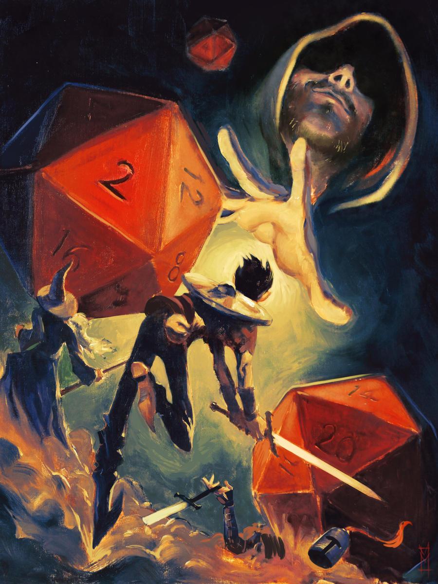 Dungeon Master 113