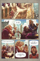 Giant Problem, Page 1