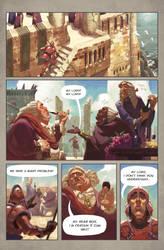 Giant Problem, Page 1 by MoulinBleu