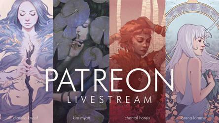 Patreon Livestream!