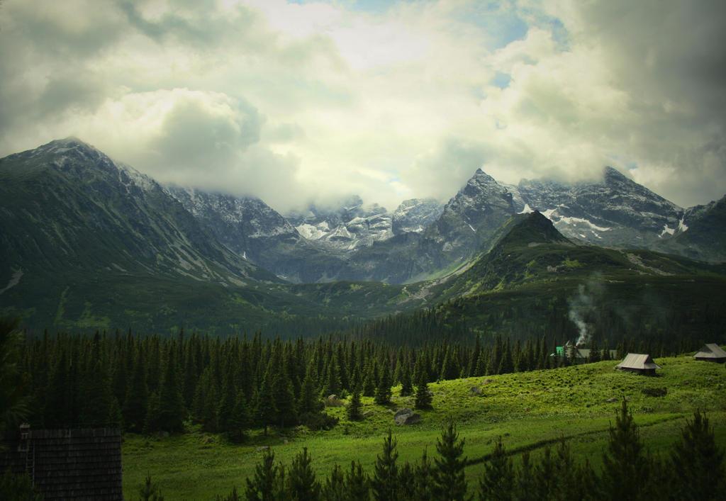 Dolina Gasienicowa II by kachahaha