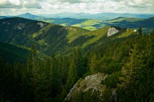 Sucha Dolina Sielnicka by kachahaha