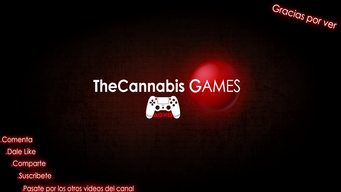 TheCannabisGames by FrikiGamer