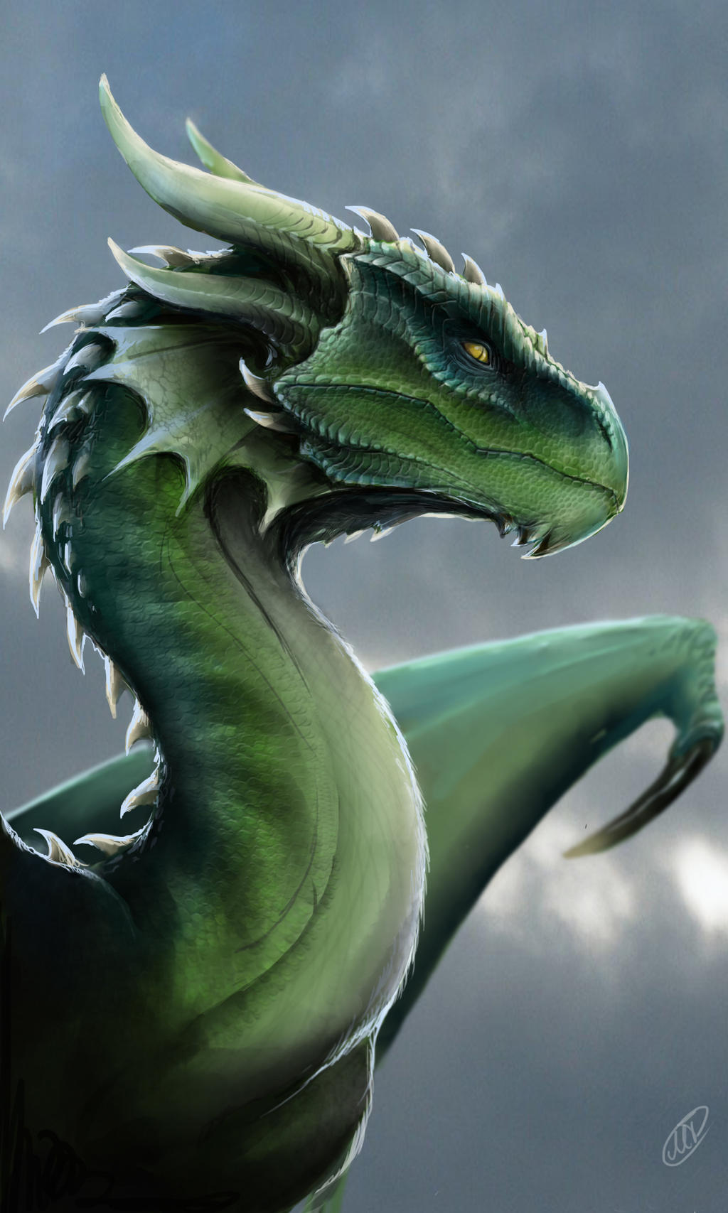 Сапфира дракон картинки 14 фотография