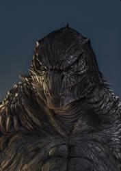 Godzilla by TatianaMakeeva