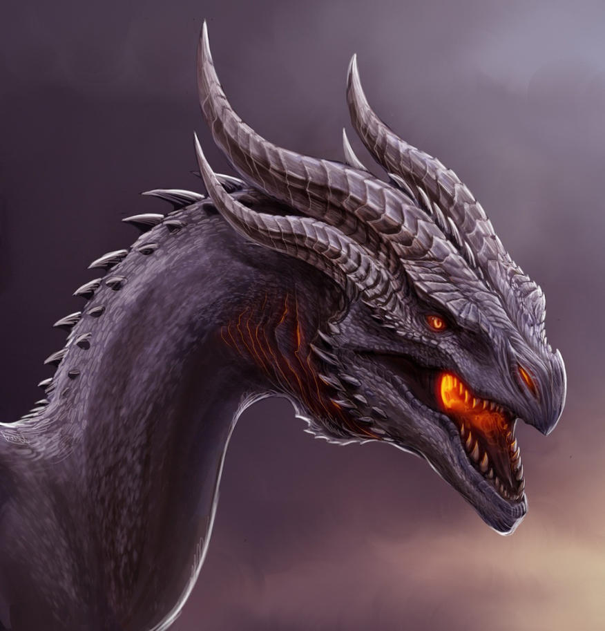 Mythological Dragons: Dragon. By TatianaMakeeva On DeviantArt